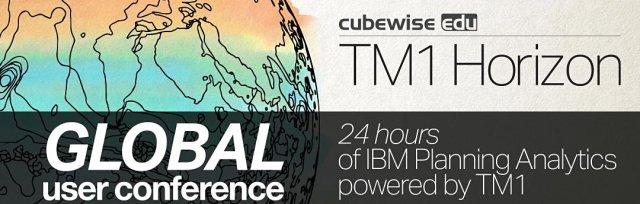 TM1 HORIZON, Cubewise EDU IBM Planning Analytics Global User Conference