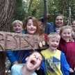 All for Play May holiday forest school - Hainworth Woods, Keighley image
