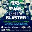 DJ Funk w/ Gettoblaster image