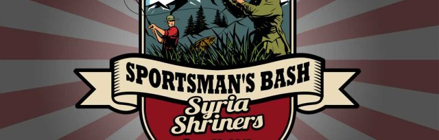 Click to buy tickets for Syria Shriners Sportsman's Bash at