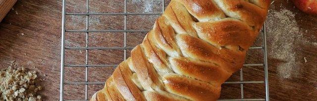 Honey, I made some bread.