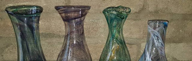 Hot Glass Blowing for Beginners with Ben Gough - £100
