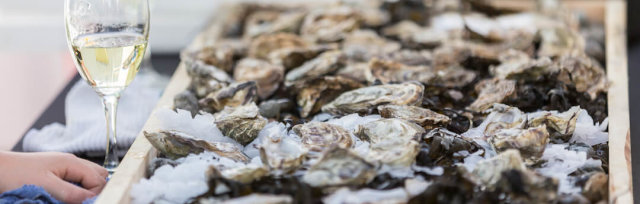 Oyster Festival - Saturday Seafood Soiree