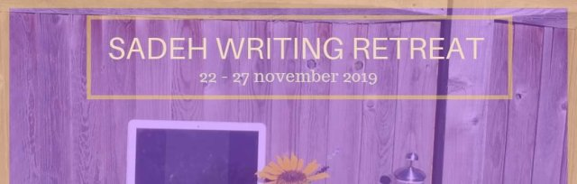 Winter Writing retreat