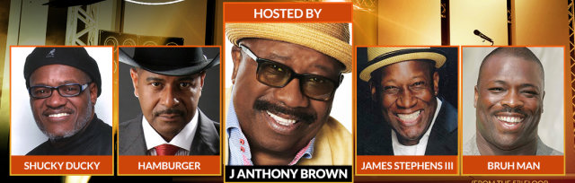 Def Comedy Jam 25th Year All-Star Reunion: Memorial Day Blockbuster Shows