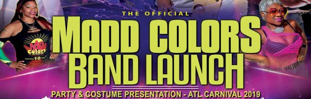 MADD COLORS BAND LAUNCH 2019