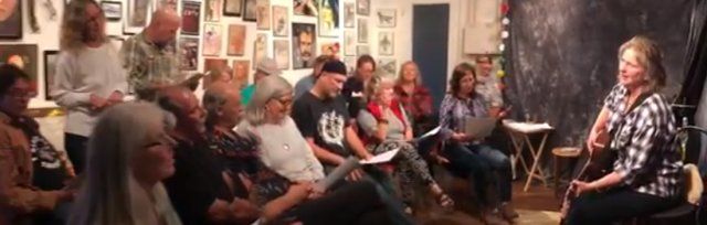 Qualicum Bay BC | 3 Part Harmony Singing Workshop