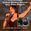 "A ""Swingin"" Christmas - The Graham Watkins Quartet feat. Clare Hingott image"