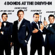 Casino Royale (4 Bonds at the Blue!)-   Side-Show Xperience  (7:45pm SHOW / 7pm GATES) image