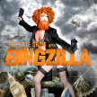 The Late Show with GINGZILLA! image