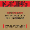 Racing - Live At Whammy image