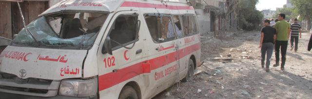 MAP's Online Screening of Ambulance