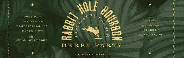 Rabbit Hole Bourbon Derby Party