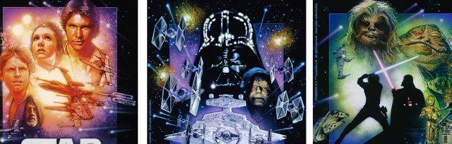 Star Wars Original Trilogy: Episodes IV, V and VI
