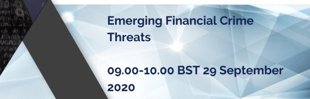 XLoD Pre-Event: Emerging Financial Crime Threats (Non-UK Bookings)