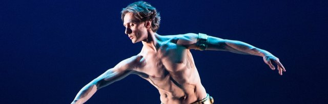 DANCEWORKS PRES. IVAN PUTROV BALLET MASTERCLASS
