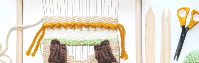 Beginner's Loom Weaving Workshop