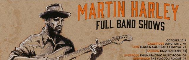 Martin Harley - Slide Guitarist extraordinaire