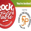 Rock the Table - Fundraiser for Food for the Journey Project image