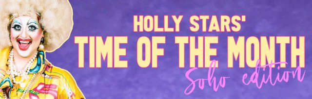 Holly Stars' Time of the Month