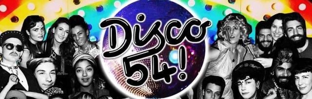 DISCO 54 (APRIL)