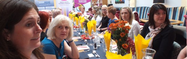 North Notts Business Women Networking Lunch - April 2019