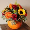 Pumpkin Centerpieces image
