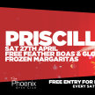 AFTERSHOW: Stagey Saturday Lates - Priscilla Special! image
