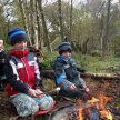 Ilkley Easter Forest School: 9-14 year olds image