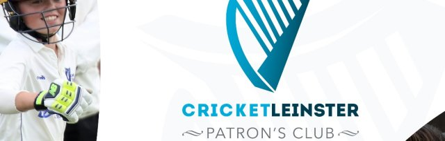 Cricket Leinster Patron's Club - 2020