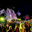 Return Transport to Island Vibe festival On North Stradbroke Island image