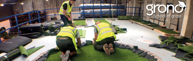 Grono School of Grass - Manchester
