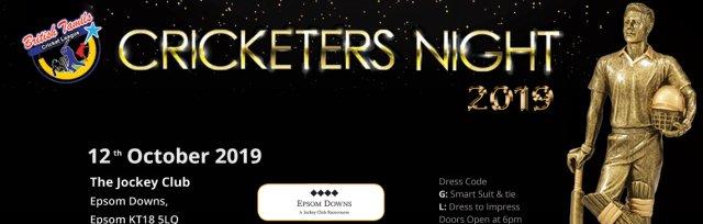 BTCL CRICKETERS NIGHT 2019