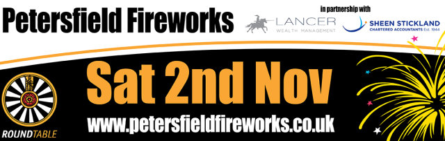 Petersfield Round Table Fireworks 2019