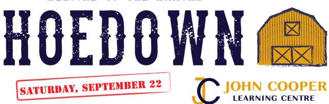 3rd Annual: Hoedown Fundraiser