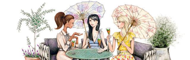 Fashion and Beauty Afternoon Tea
