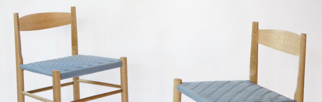 One-slat Ladderback Chair with Brendan Gaffney
