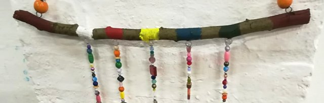 Make a Wind Chime with Maria Lewis [Ref#411]
