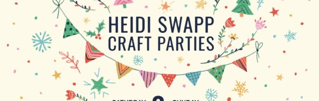 Queen Bee Craft Parties with Heidi Swapp!
