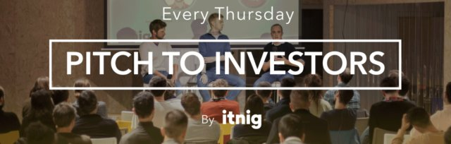 Pitch to Investors by Itnig