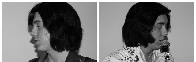 60s/70s Night- Andrew Carlin Tribute to Elvis Presley