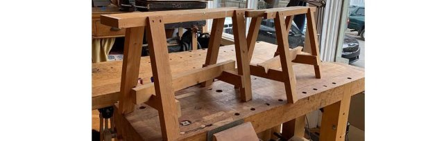 Build a Sawbench with Megan Fitzpatrick