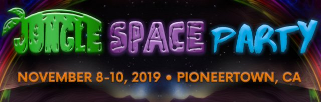 Jungle Space Party 2019
