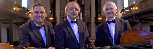 Sunday Concert: London Piano Trio