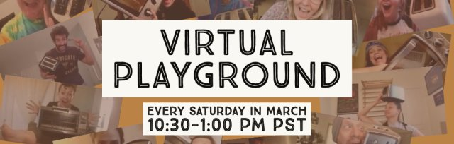 Virtual Playground: A Clown Class with Shannan Calcutt