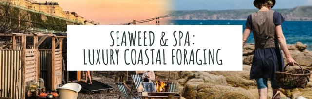 Seaweed & Spa: A Luxury Coastal Foraging Event