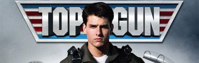 Movies @ The Mansion presents! Top Gun!