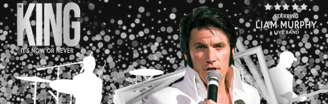 Elvis Tribute and Band Starring Liam Murphy