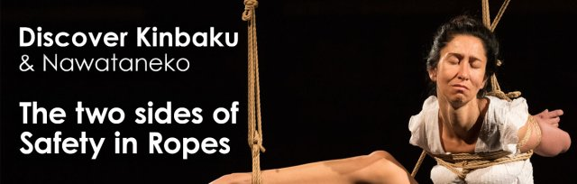 Kokoro Live: The Two Sides of Safety in Ropes with Discover Kinbaku
