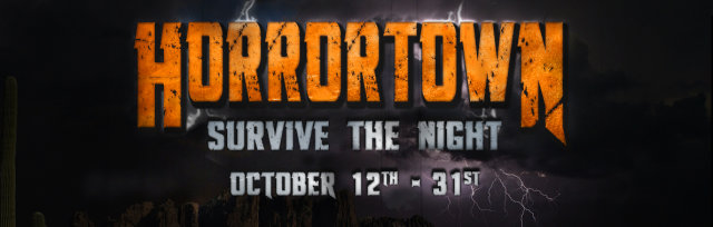 Dr. Fright's Halloween Nights Presents Horrortown